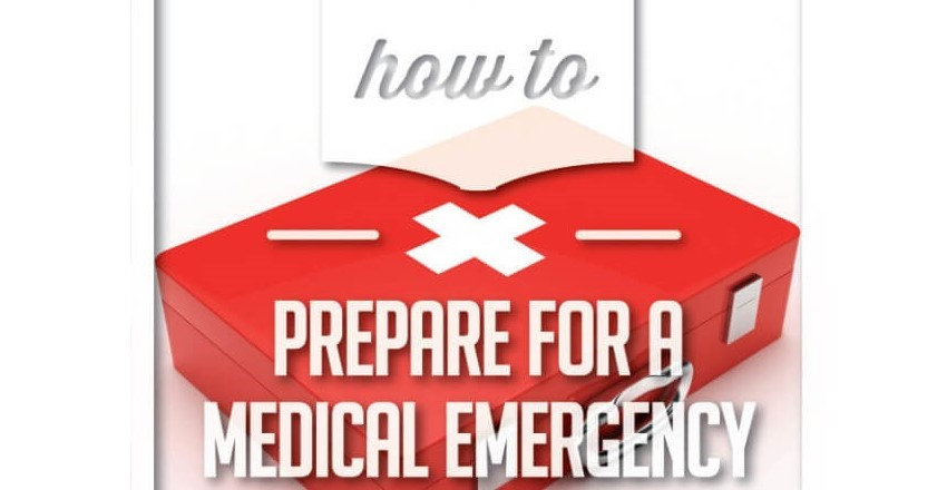 How To Deal With Prepare For A Medical Emergency
